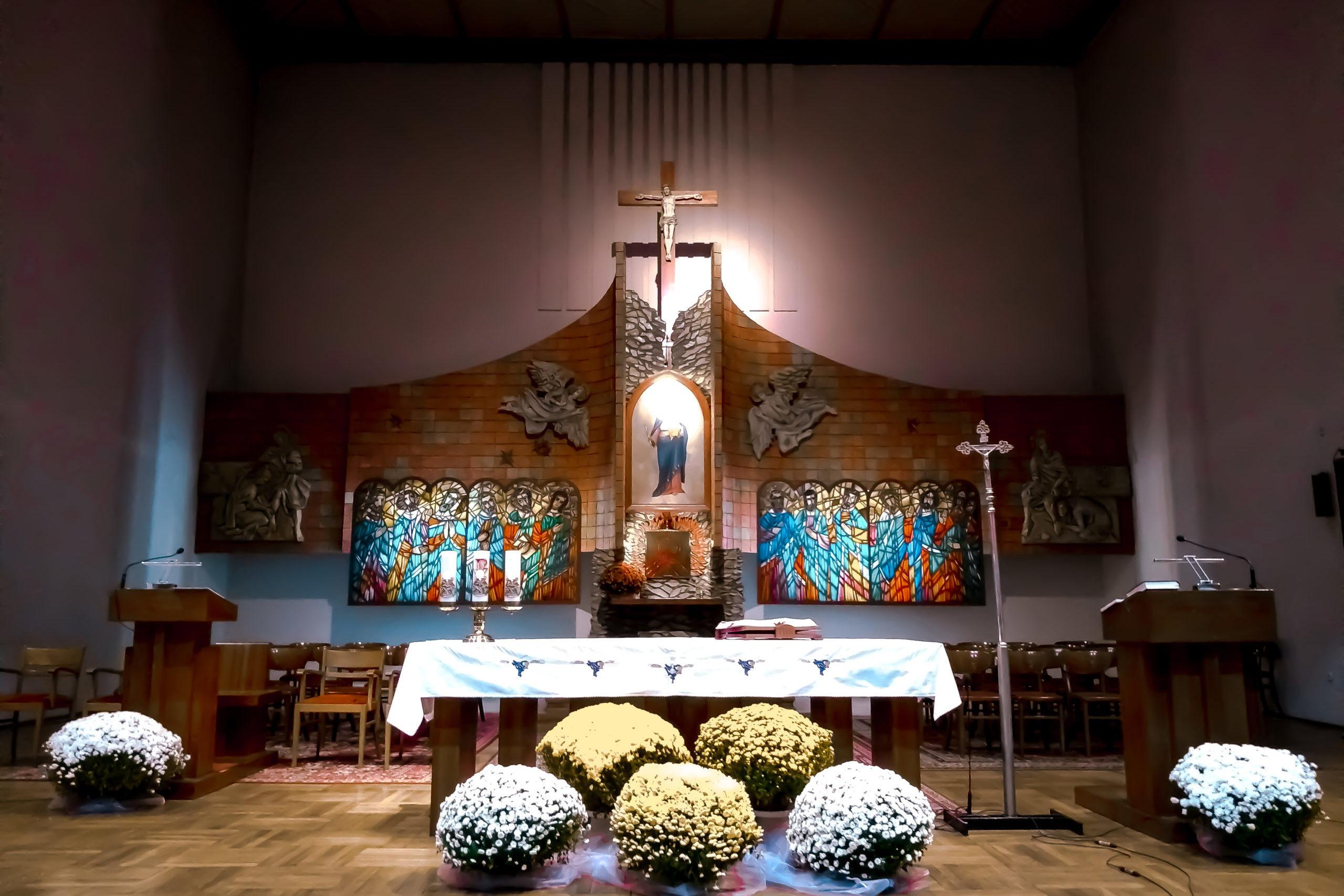 Parafia Matki Bożej Wspomożenia Wiernych w Łodzi